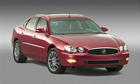 2005 Buick Lacross 2005 buick lacrosse pictures photos gallery motorauthority