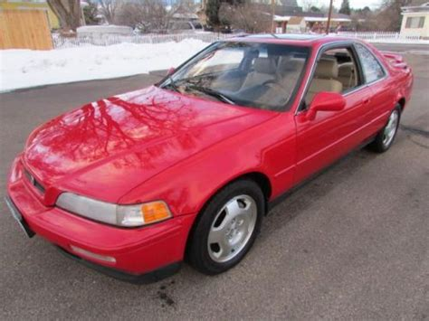 Purchase Used Acura Legend Gs Type Ii 6 Speed Manual