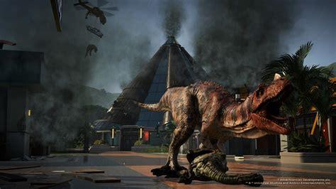 Jurassic World Evolution 2018 Video Game
