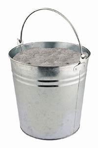 Seau En Metal : seau en m tal galvanis 10 litres p outillage ~ Teatrodelosmanantiales.com Idées de Décoration
