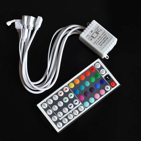 new 44 key ir remote controller for rgb 3528 5050 led