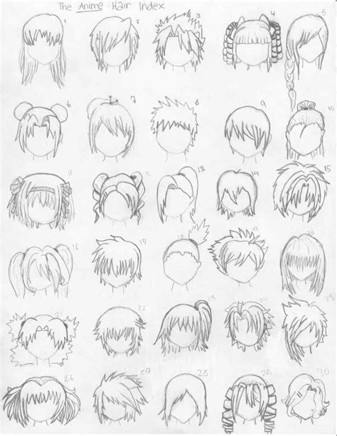 However the combed back long hair as in this example tends to be common to males. Wavy Hair Drawing at GetDrawings | Free download