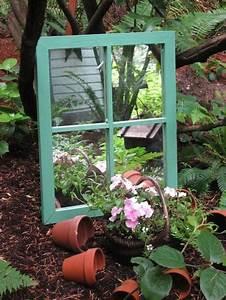 Spiegel Im Garten : spiegel im garten ein ganz besonderer blickfang ~ Frokenaadalensverden.com Haus und Dekorationen