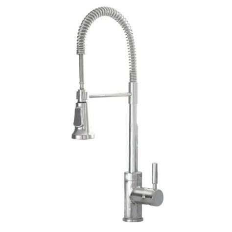 Faucet Industrial by Industrial Style Chrome Pull Kitchen Sink Faucet