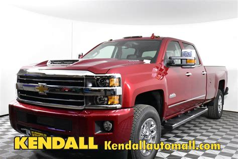 2019 Chevrolet 3500 High Country by New 2019 Chevrolet Silverado 3500hd High Country 4wd Truck