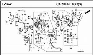 Honda Gx390 Engine Parts Diagram