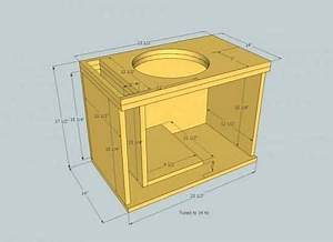 Image result for subwoofer box design for 12 inch | car ...