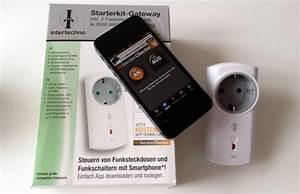 Steckdose Per App Steuern : steckerchecker die iphone gesteuerten funksteckdosen im video test iphone ~ Orissabook.com Haus und Dekorationen