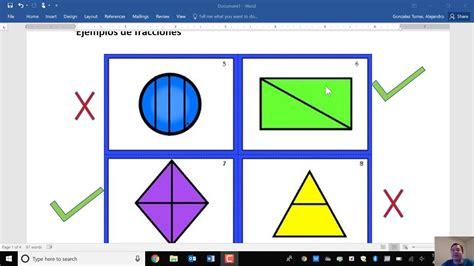 week  math fractions activities    youtube