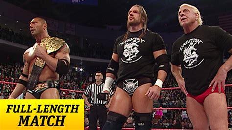 Fulllength Match  Raw  Evolution Reunion Doovi