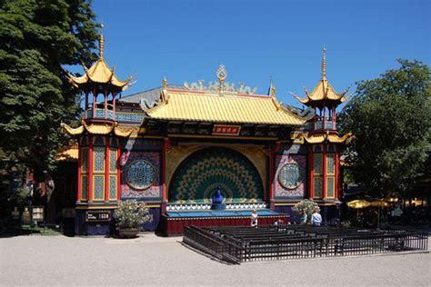 Tivoli Gardens :: Copenhagen ⋆ Most Interesting Destinations