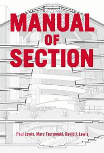 Manual Of Section By Princeton Architectural Press