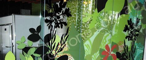 Art Glass Edge   Digital Printing