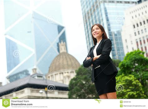 14830 outdoor business photography business confident outdoor in hong kong stock image