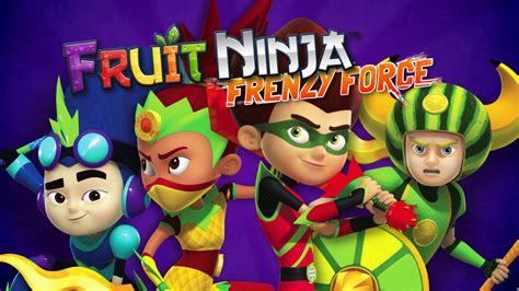 fruit ninja frenzy force challenge mode youtube