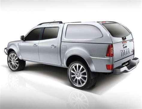 Tata Xenon Picture by 2009 Tata Xenon Review Top Speed