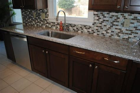 Small Sinks For Kitchens by Luna Pearl Granite Undermount Stainless Sink With Kohler
