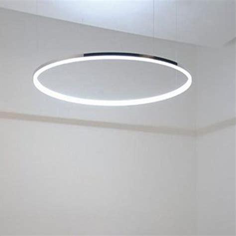 Len Modern Led by Pendelleuchte Modernes Design Wohn Led Ring Klenmusic De