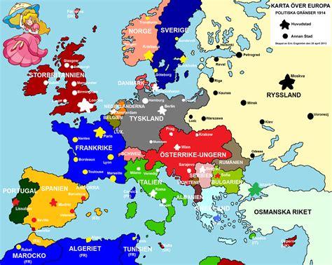 ethnic map  europe  casami