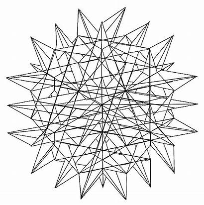 Coloring Mandala Abstract Easy Adult Mandalas Geometric