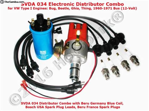 Toyotum 20r Msd Ignition Wiring Diagram by Thesamba Vw Classifieds Hi Pwr Svda Distributor