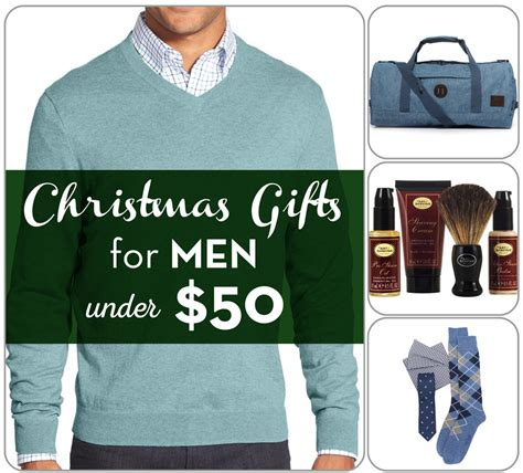 christmas gifts for men under 50 posh in progress
