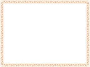 blank wedding invitations certificate designs borders clipart best