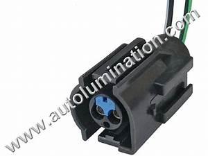 Coolant Fan Radiator Connectors  U0026 Harnesses