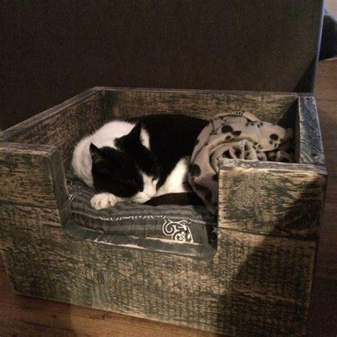kattenmand steigerhout kattenmand grey wash steigerhout home