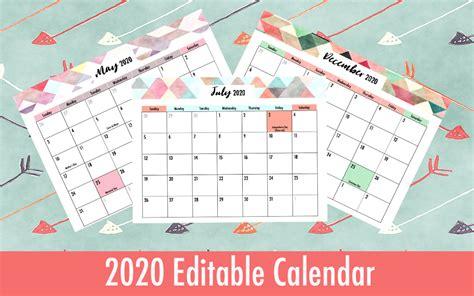 editable  calendar  holidays printable gogo mama