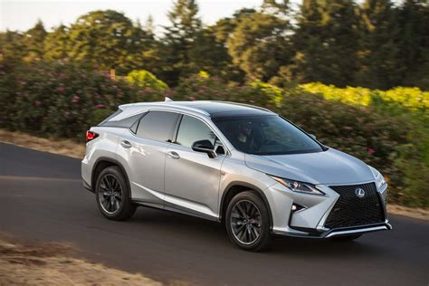 Lexus Rx by 2016 Lexus Rx 350 Awd F Sport Gallery And