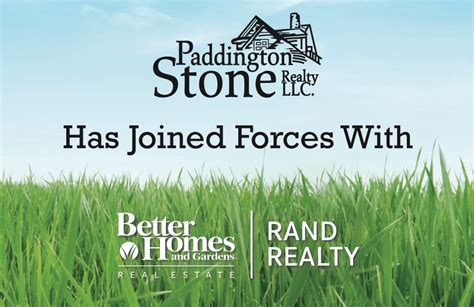 better homes and gardens rand realty better homes and gardens rand realty announces merger with
