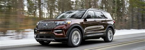 ford explorer engine options   powertrain features