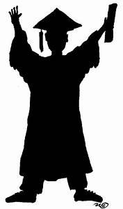 graduate silhouette | Imprimibles silhouette | Pinterest ...