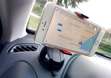 porta iphone da auto winnergear iphone saldamente sul proprio cruscotto grazie
