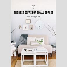 The Best Sofas For Small Spaces  The Everygirl
