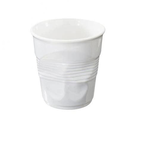 gobelet froiss 233 1 l pot 224 ustensiles blanc revol kookit
