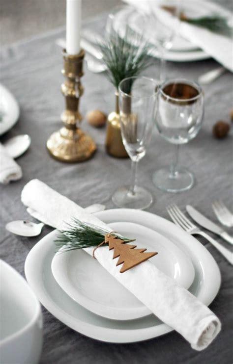 Weihnachtliche Tischdeko Selber Basteln by Weihnachtliche Tischdeko Selbst Gemacht 55 Festliche