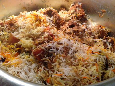 achi gori bivi chicken biryani flavorful rice chicken