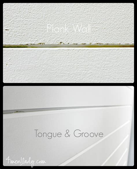 tongue and groove planks for wall plank wall reveal