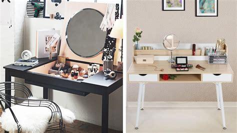 multi table l 5 bonnes raisons d 39 installer une coiffeuse dans la chambre