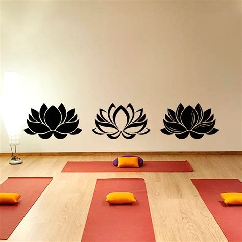simple style mandala flower special wall decals