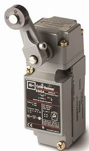 E50ar1 Eaton Cutler Hammer  Limit Switch  Side Rotary