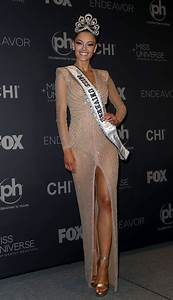 Demi Leigh Nel Peters Miss Universe 2017 In Las Vegas