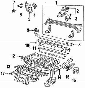Jaguar Xj6 Support  Wheelarch  Body