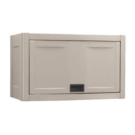 suncast storage cabinet suncast c1500k utility wall cabinet storage cabinets