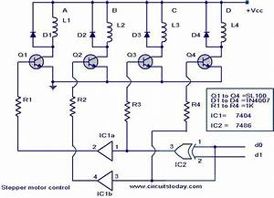 Engineering Project Topics And Project Ideas  Stepper Motor Controller