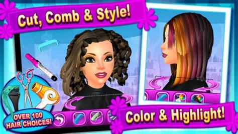 Sunnyville Salon Game App Review