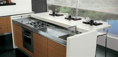 un plan de travail coulissant donnera plus d espace dans votre cuisine