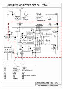 Jura Ena Chassis Ena5 Service Manual Download  Schematics  Eeprom  Repair Info For Electronics